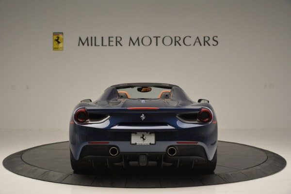 Used 2016 Ferrari 488 Spider for sale Sold at Rolls-Royce Motor Cars Greenwich in Greenwich CT 06830 6