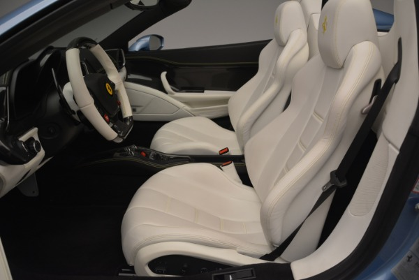 Used 2012 Ferrari 458 Spider for sale Sold at Rolls-Royce Motor Cars Greenwich in Greenwich CT 06830 26