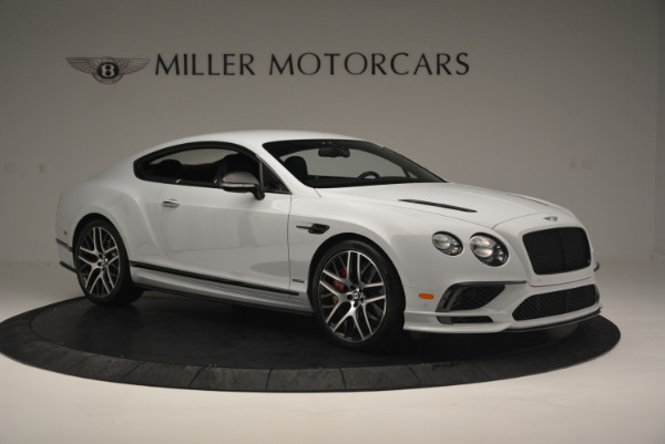 Used 2017 Bentley Continental GT Supersports for sale Sold at Rolls-Royce Motor Cars Greenwich in Greenwich CT 06830 10
