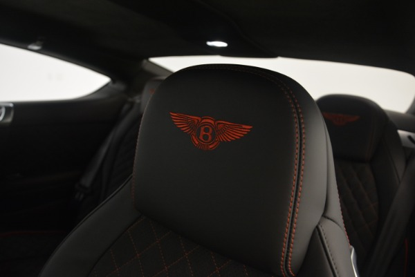 Used 2017 Bentley Continental GT Supersports for sale Sold at Rolls-Royce Motor Cars Greenwich in Greenwich CT 06830 25
