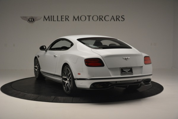 Used 2017 Bentley Continental GT Supersports for sale Sold at Rolls-Royce Motor Cars Greenwich in Greenwich CT 06830 5