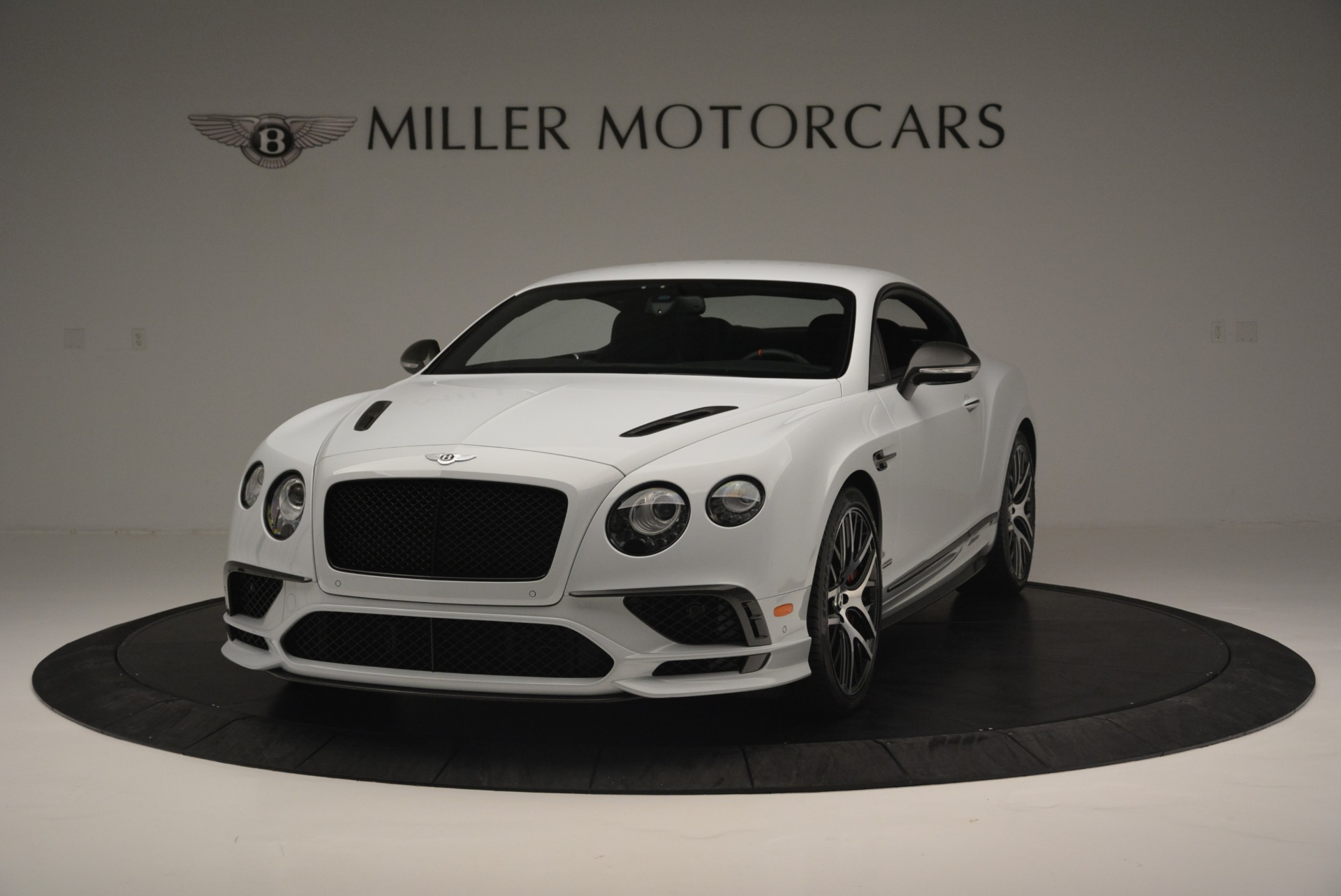 Used 2017 Bentley Continental GT Supersports for sale Sold at Rolls-Royce Motor Cars Greenwich in Greenwich CT 06830 1