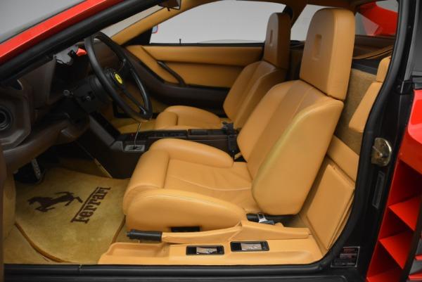 Used 1990 Ferrari Testarossa for sale Sold at Rolls-Royce Motor Cars Greenwich in Greenwich CT 06830 14