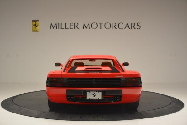 Used 1990 Ferrari Testarossa for sale Sold at Rolls-Royce Motor Cars Greenwich in Greenwich CT 06830 6
