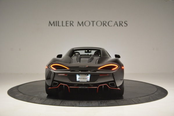 Used 2018 McLaren 570S Spider for sale Sold at Rolls-Royce Motor Cars Greenwich in Greenwich CT 06830 18