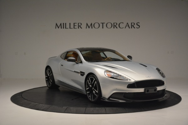 Used 2018 Aston Martin Vanquish S Coupe for sale Sold at Rolls-Royce Motor Cars Greenwich in Greenwich CT 06830 11