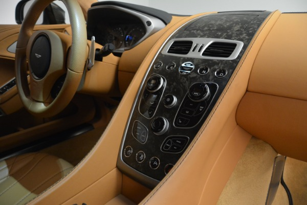Used 2018 Aston Martin Vanquish S Coupe for sale Sold at Rolls-Royce Motor Cars Greenwich in Greenwich CT 06830 19