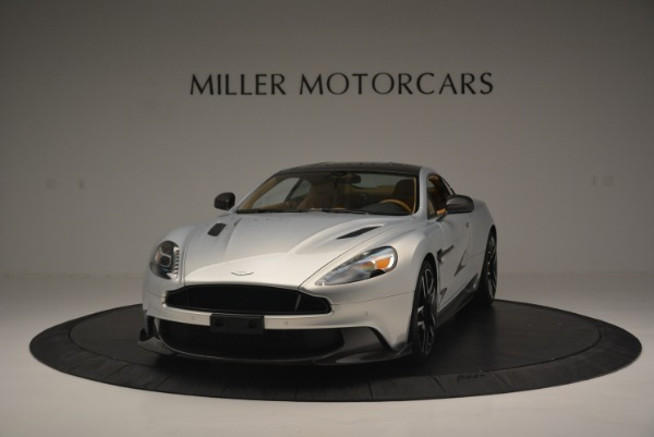 Used 2018 Aston Martin Vanquish S Coupe for sale Sold at Rolls-Royce Motor Cars Greenwich in Greenwich CT 06830 2