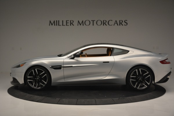 Used 2018 Aston Martin Vanquish S Coupe for sale Sold at Rolls-Royce Motor Cars Greenwich in Greenwich CT 06830 3