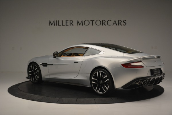 Used 2018 Aston Martin Vanquish S Coupe for sale Sold at Rolls-Royce Motor Cars Greenwich in Greenwich CT 06830 4