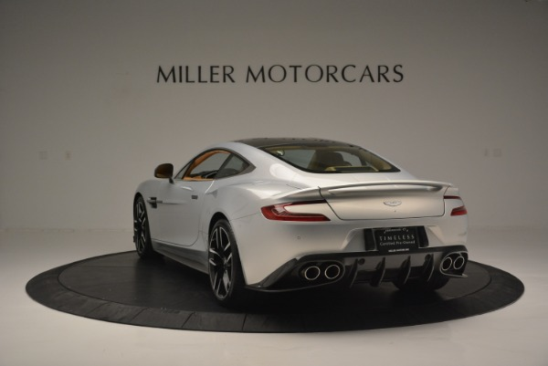Used 2018 Aston Martin Vanquish S Coupe for sale Sold at Rolls-Royce Motor Cars Greenwich in Greenwich CT 06830 5