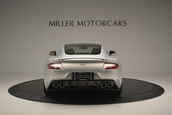 Used 2018 Aston Martin Vanquish S Coupe for sale Sold at Rolls-Royce Motor Cars Greenwich in Greenwich CT 06830 6