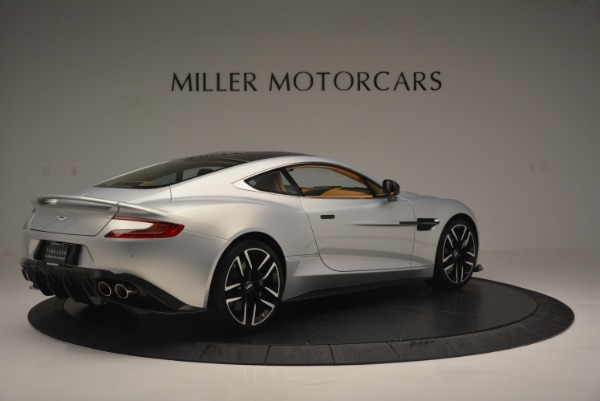 Used 2018 Aston Martin Vanquish S Coupe for sale Sold at Rolls-Royce Motor Cars Greenwich in Greenwich CT 06830 8