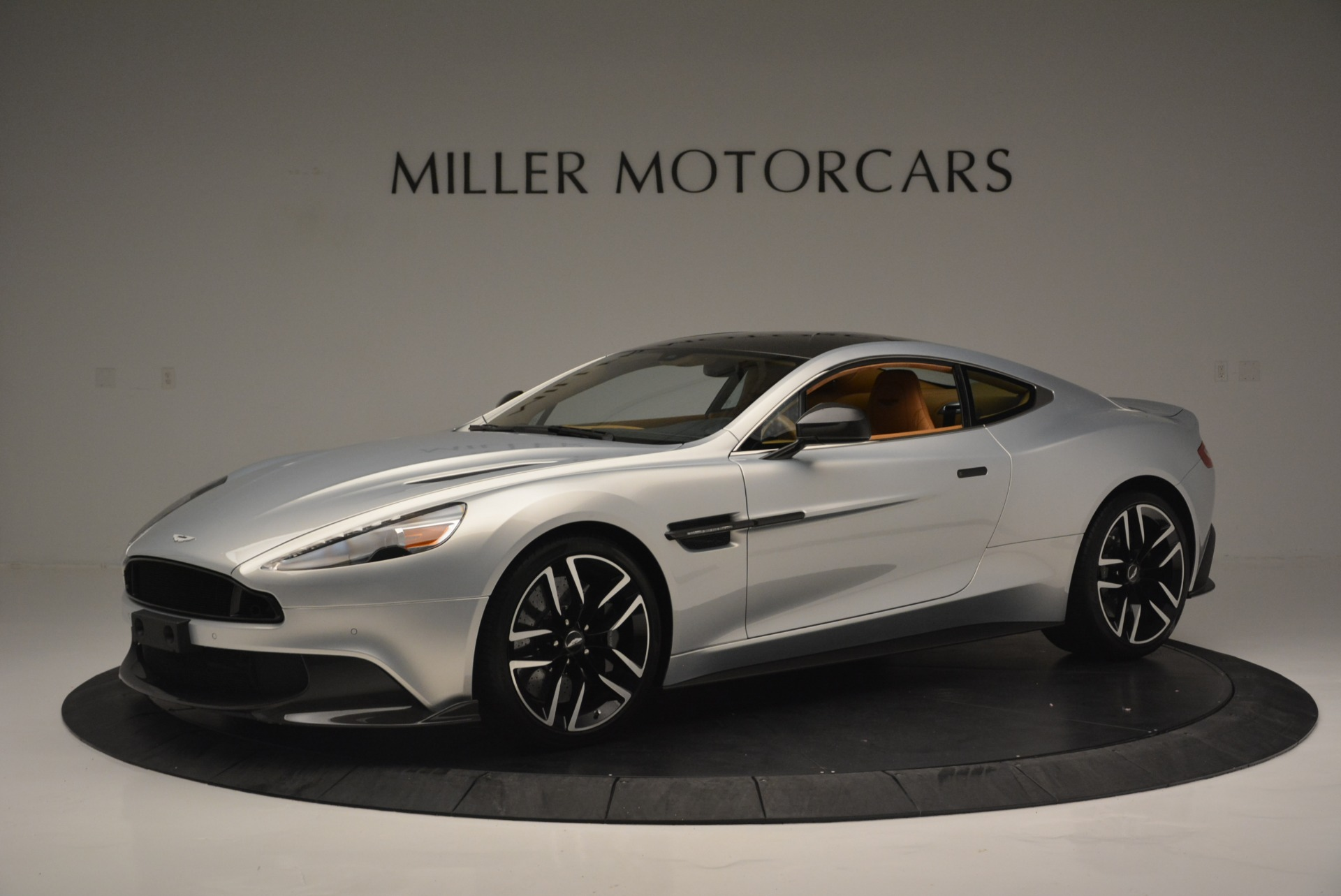 Used 2018 Aston Martin Vanquish S Coupe for sale Sold at Rolls-Royce Motor Cars Greenwich in Greenwich CT 06830 1