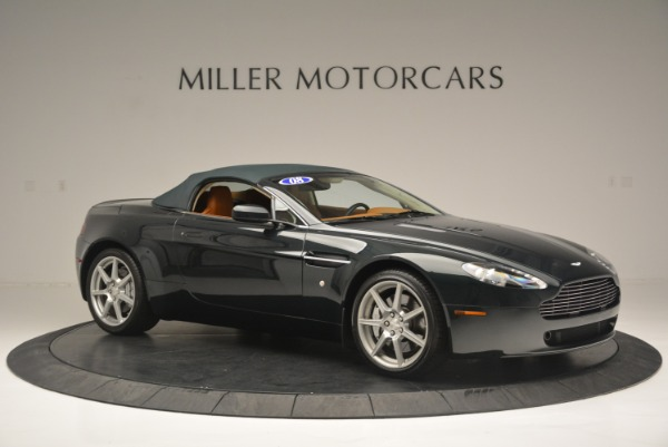 Used 2008 Aston Martin V8 Vantage Roadster for sale Sold at Rolls-Royce Motor Cars Greenwich in Greenwich CT 06830 13