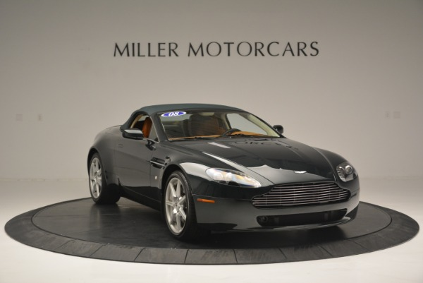 Used 2008 Aston Martin V8 Vantage Roadster for sale Sold at Rolls-Royce Motor Cars Greenwich in Greenwich CT 06830 14