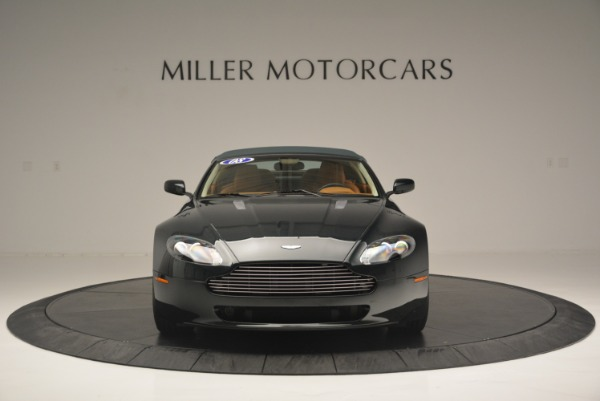 Used 2008 Aston Martin V8 Vantage Roadster for sale Sold at Rolls-Royce Motor Cars Greenwich in Greenwich CT 06830 15