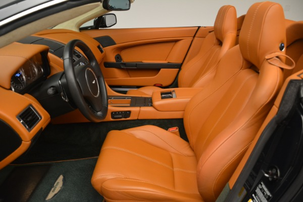 Used 2008 Aston Martin V8 Vantage Roadster for sale Sold at Rolls-Royce Motor Cars Greenwich in Greenwich CT 06830 16