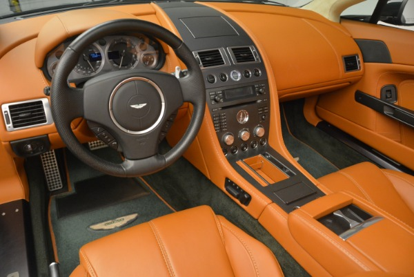 Used 2008 Aston Martin V8 Vantage Roadster for sale Sold at Rolls-Royce Motor Cars Greenwich in Greenwich CT 06830 17