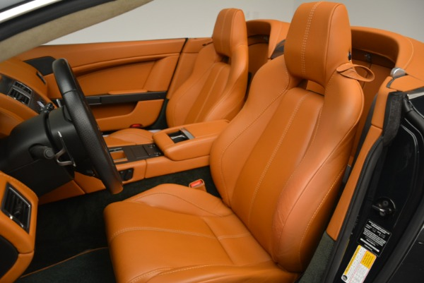 Used 2008 Aston Martin V8 Vantage Roadster for sale Sold at Rolls-Royce Motor Cars Greenwich in Greenwich CT 06830 18