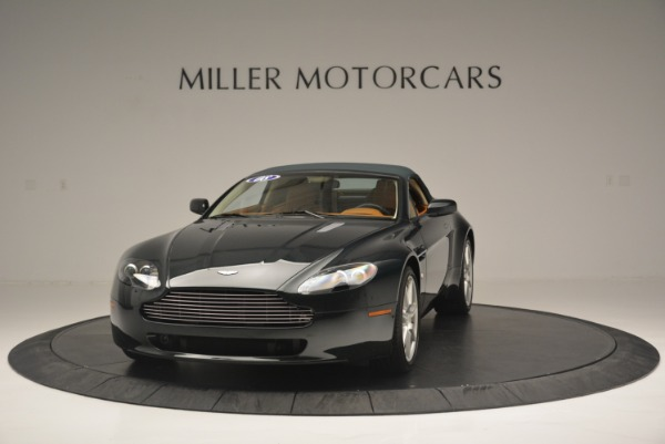 Used 2008 Aston Martin V8 Vantage Roadster for sale Sold at Rolls-Royce Motor Cars Greenwich in Greenwich CT 06830 9