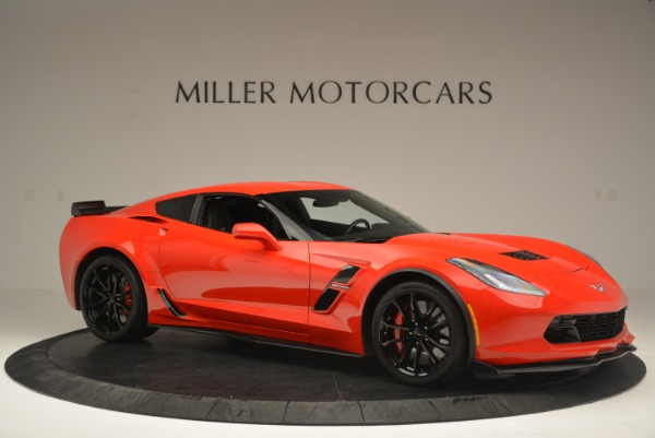 Used 2017 Chevrolet Corvette Grand Sport for sale Sold at Rolls-Royce Motor Cars Greenwich in Greenwich CT 06830 10
