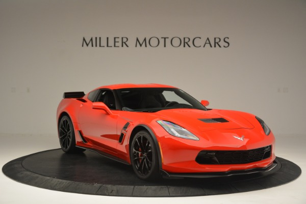 Used 2017 Chevrolet Corvette Grand Sport for sale Sold at Rolls-Royce Motor Cars Greenwich in Greenwich CT 06830 11
