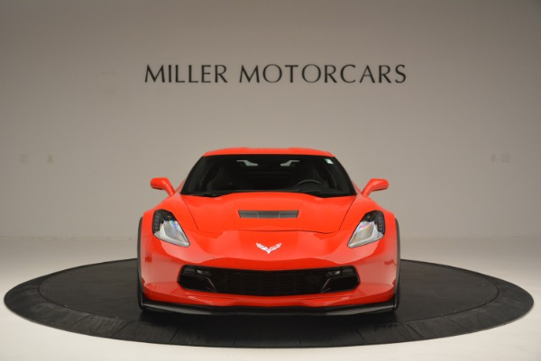Used 2017 Chevrolet Corvette Grand Sport for sale Sold at Rolls-Royce Motor Cars Greenwich in Greenwich CT 06830 12