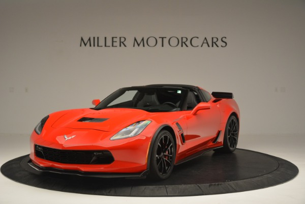 Used 2017 Chevrolet Corvette Grand Sport for sale Sold at Rolls-Royce Motor Cars Greenwich in Greenwich CT 06830 13