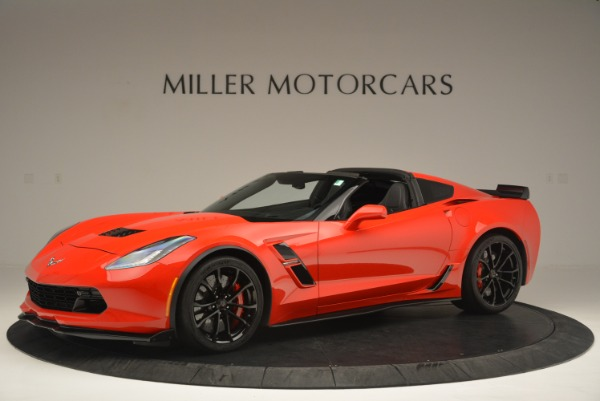 Used 2017 Chevrolet Corvette Grand Sport for sale Sold at Rolls-Royce Motor Cars Greenwich in Greenwich CT 06830 14