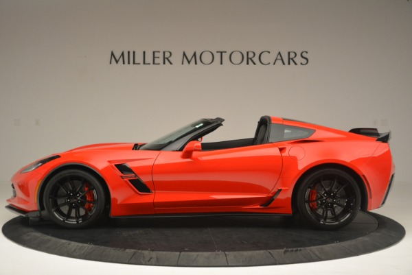 Used 2017 Chevrolet Corvette Grand Sport for sale Sold at Rolls-Royce Motor Cars Greenwich in Greenwich CT 06830 15