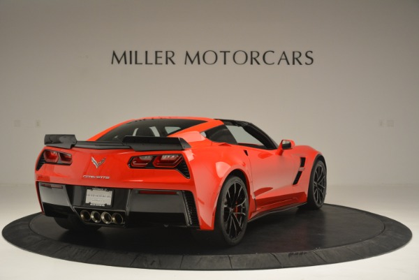Used 2017 Chevrolet Corvette Grand Sport for sale Sold at Rolls-Royce Motor Cars Greenwich in Greenwich CT 06830 19