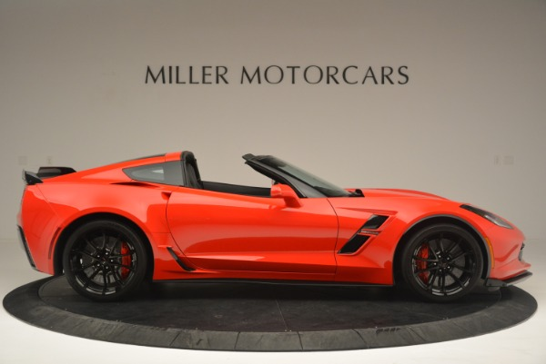Used 2017 Chevrolet Corvette Grand Sport for sale Sold at Rolls-Royce Motor Cars Greenwich in Greenwich CT 06830 21