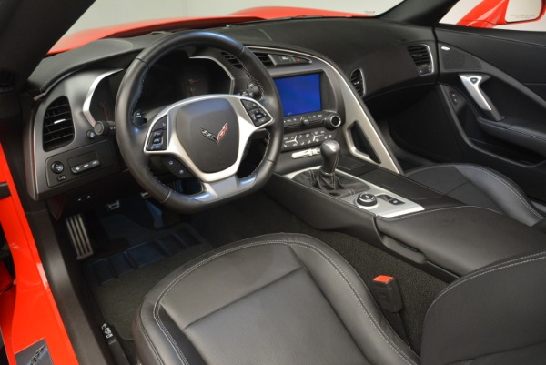 Used 2017 Chevrolet Corvette Grand Sport for sale Sold at Rolls-Royce Motor Cars Greenwich in Greenwich CT 06830 26