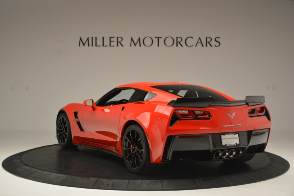 Used 2017 Chevrolet Corvette Grand Sport for sale Sold at Rolls-Royce Motor Cars Greenwich in Greenwich CT 06830 5