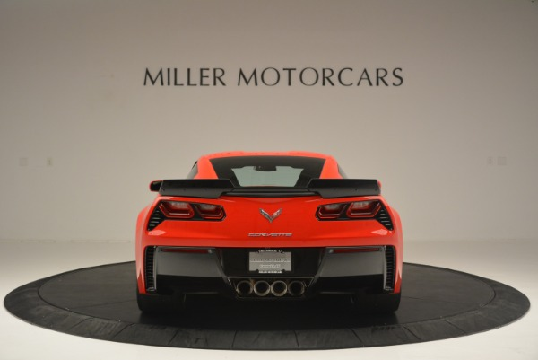 Used 2017 Chevrolet Corvette Grand Sport for sale Sold at Rolls-Royce Motor Cars Greenwich in Greenwich CT 06830 6