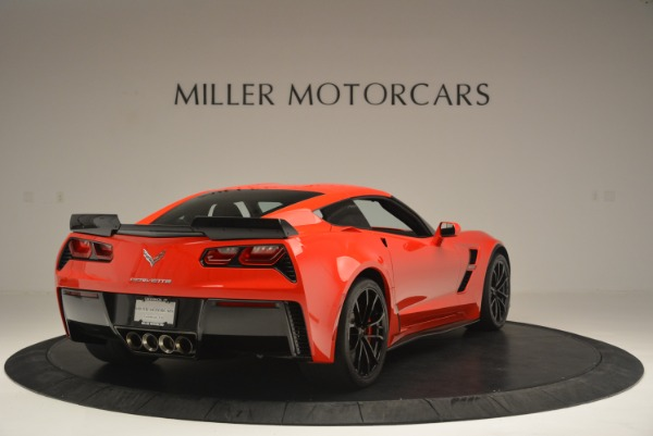 Used 2017 Chevrolet Corvette Grand Sport for sale Sold at Rolls-Royce Motor Cars Greenwich in Greenwich CT 06830 7