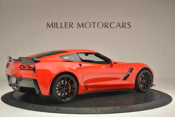 Used 2017 Chevrolet Corvette Grand Sport for sale Sold at Rolls-Royce Motor Cars Greenwich in Greenwich CT 06830 8