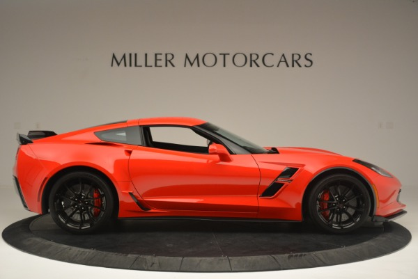 Used 2017 Chevrolet Corvette Grand Sport for sale Sold at Rolls-Royce Motor Cars Greenwich in Greenwich CT 06830 9