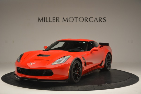 Used 2017 Chevrolet Corvette Grand Sport for sale Sold at Rolls-Royce Motor Cars Greenwich in Greenwich CT 06830 1