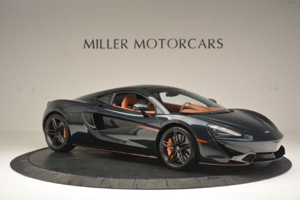 New 2018 McLaren 570GT Coupe for sale Sold at Rolls-Royce Motor Cars Greenwich in Greenwich CT 06830 10