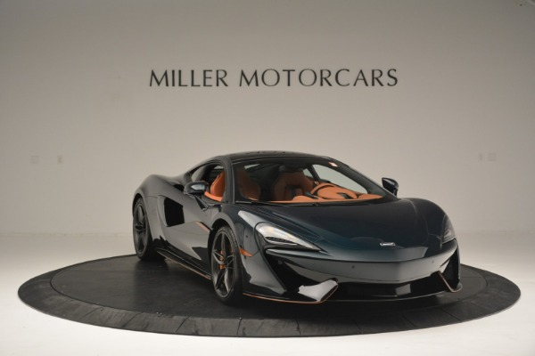 New 2018 McLaren 570GT Coupe for sale Sold at Rolls-Royce Motor Cars Greenwich in Greenwich CT 06830 11
