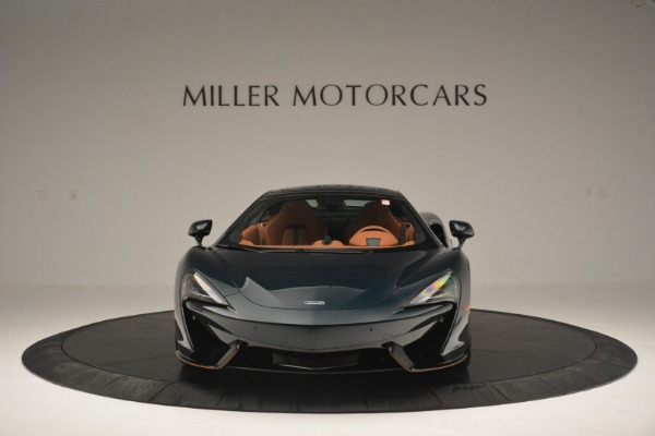 New 2018 McLaren 570GT Coupe for sale Sold at Rolls-Royce Motor Cars Greenwich in Greenwich CT 06830 12