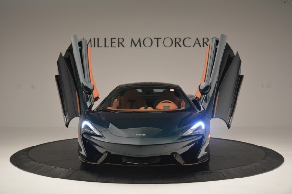 New 2018 McLaren 570GT Coupe for sale Sold at Rolls-Royce Motor Cars Greenwich in Greenwich CT 06830 13