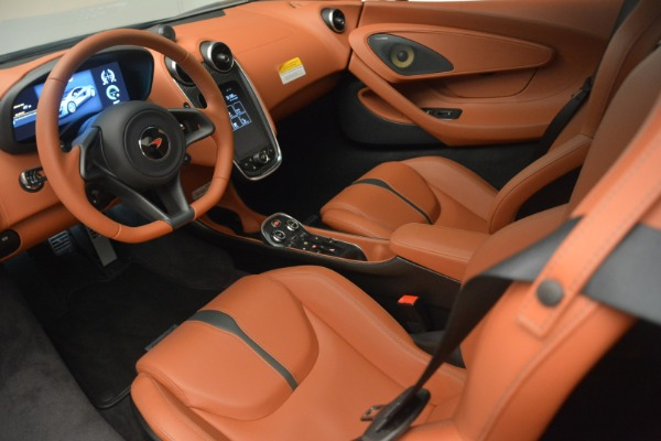 New 2018 McLaren 570GT Coupe for sale Sold at Rolls-Royce Motor Cars Greenwich in Greenwich CT 06830 16