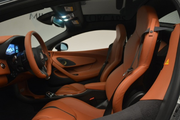 New 2018 McLaren 570GT Coupe for sale Sold at Rolls-Royce Motor Cars Greenwich in Greenwich CT 06830 17
