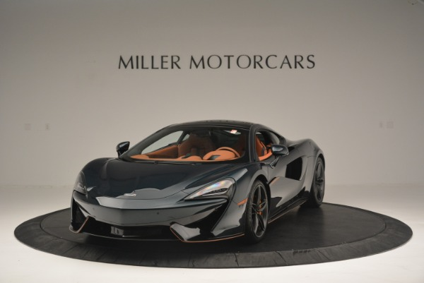 New 2018 McLaren 570GT Coupe for sale Sold at Rolls-Royce Motor Cars Greenwich in Greenwich CT 06830 2