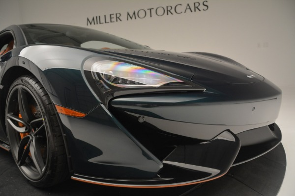 New 2018 McLaren 570GT Coupe for sale Sold at Rolls-Royce Motor Cars Greenwich in Greenwich CT 06830 24