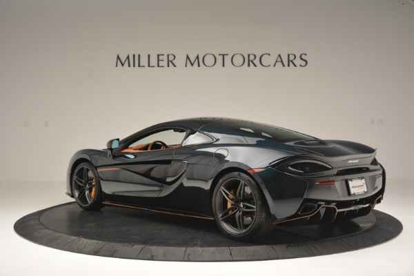 New 2018 McLaren 570GT Coupe for sale Sold at Rolls-Royce Motor Cars Greenwich in Greenwich CT 06830 4