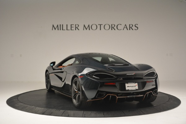 New 2018 McLaren 570GT Coupe for sale Sold at Rolls-Royce Motor Cars Greenwich in Greenwich CT 06830 5